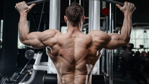 Den Fokus beim Training nach innen zu richten, führt zu äußerlich sichtbarem Erfolg