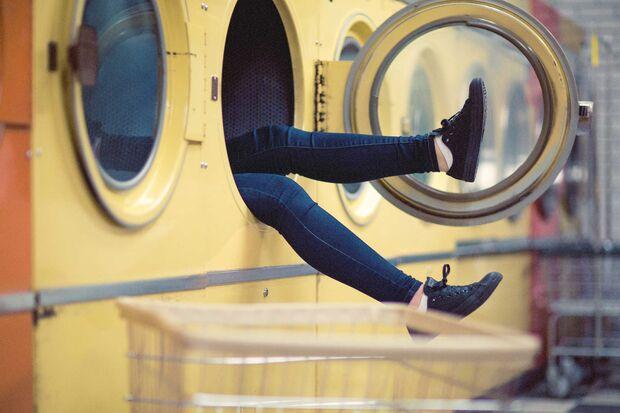 Denim Laundry Day