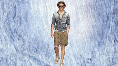 Denim-Trend: Coole Jeans-Looks