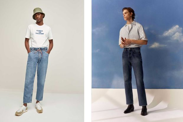 Denim Trends 2020 Straight Leg