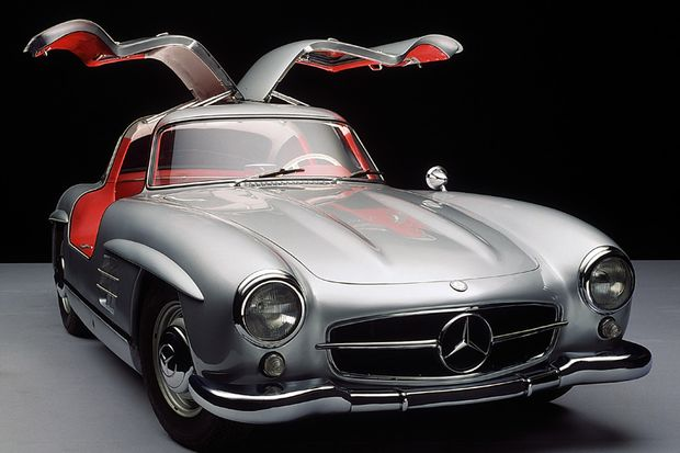 Der 300 SL Flügeltürer von Mercedes-Benz