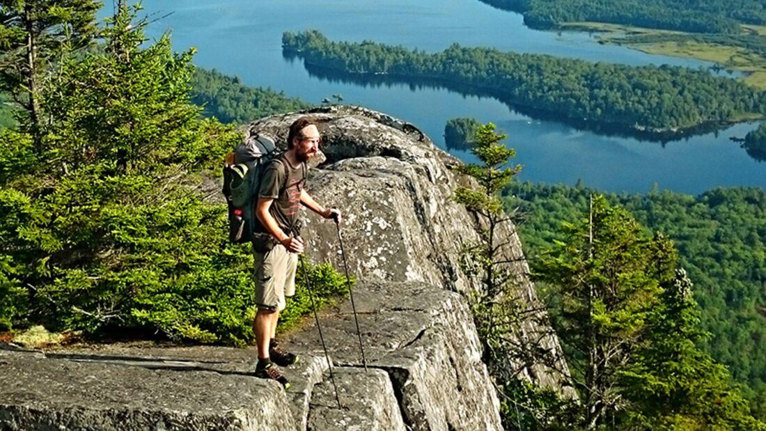 Der Appalachian Trail: 128 Tage zu Fuß durch 14 US-Bundesstaaten