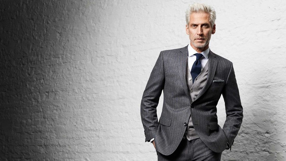 Der Business-Anzug, ein Must-Have für jeden Mann