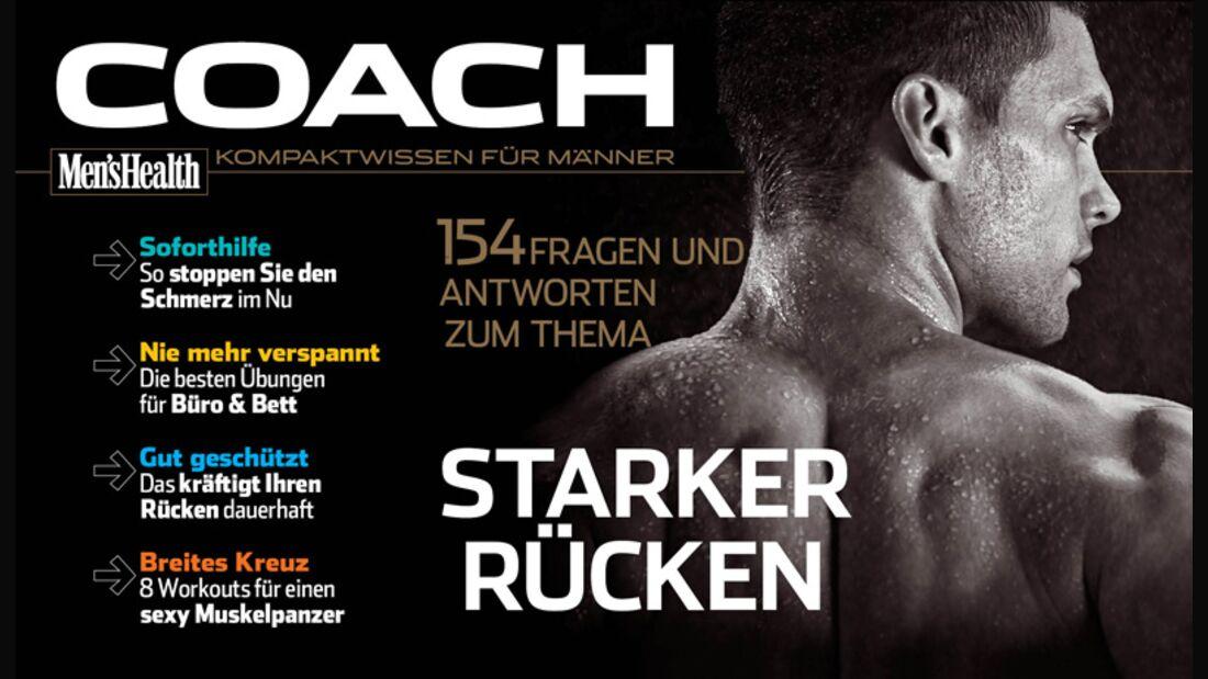 """Der COACH """"Starker Rücken"""" als Download!"""