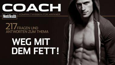 """Der COACH """"Weg mit dem Fett!"""" als Download!"""