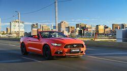 Der Ford Mustang erobert die Welt