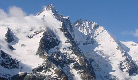 Der Großglockner ist der höchste Berg Österreichs