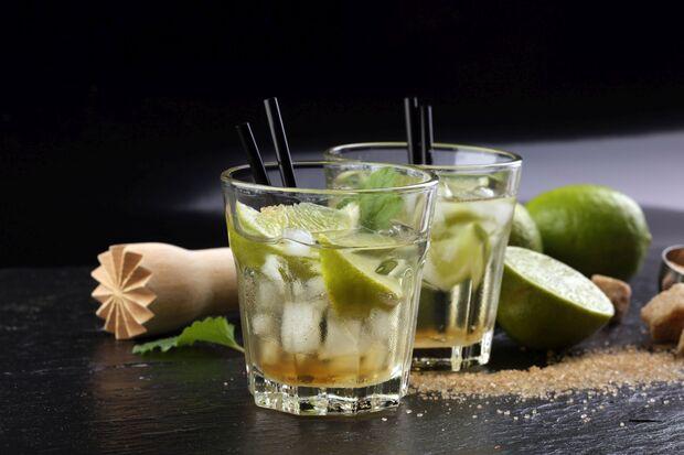 Der Ipanema ist der alkoholfreie Caipi