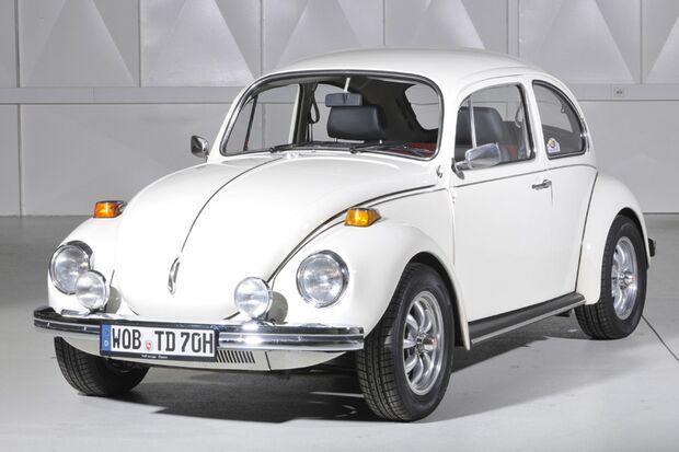 Der Käfer von VW