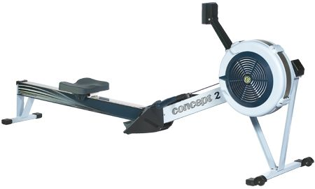 Der Model D Indoor Rower von Concept 2