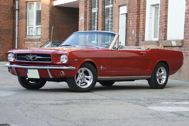 Der Mustang von Ford