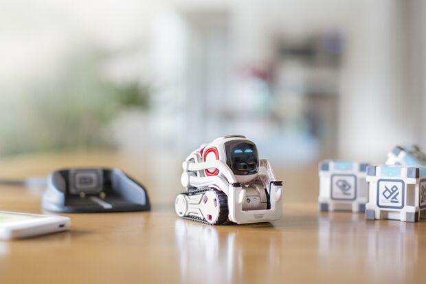"""Der Spielzeug-Robo """"Cozmo"""" von Anki"""