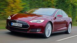 Der Tesla S im Lifestyle-Test