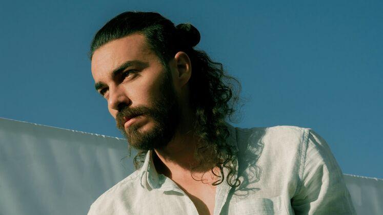 Prominente mit Bart vor und nach dem Abnehmen