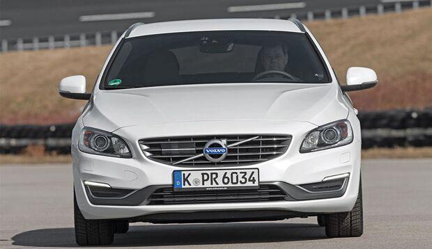 Der Volvo V60