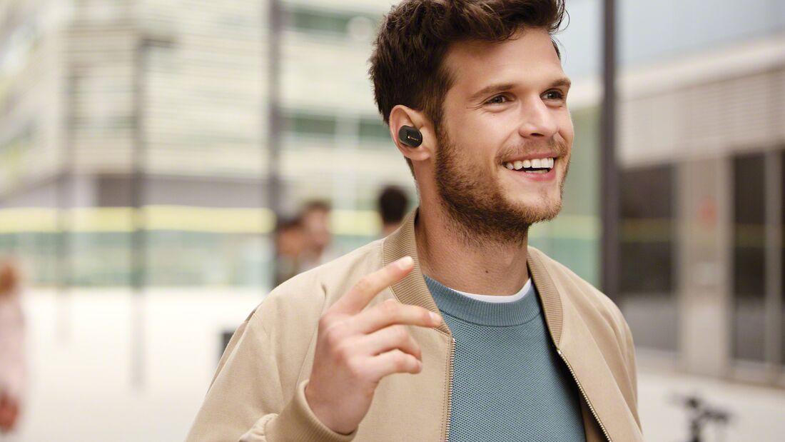 Der WF-1000XM3 ist ein sehr guter, kompakter, kabelloser Reise-Kopfhörer – aber auch als Sportkopfhörer geeignet