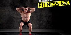 Der absolute Allrounder: Die Kniebeuge mit dem eigenen Körpergewicht