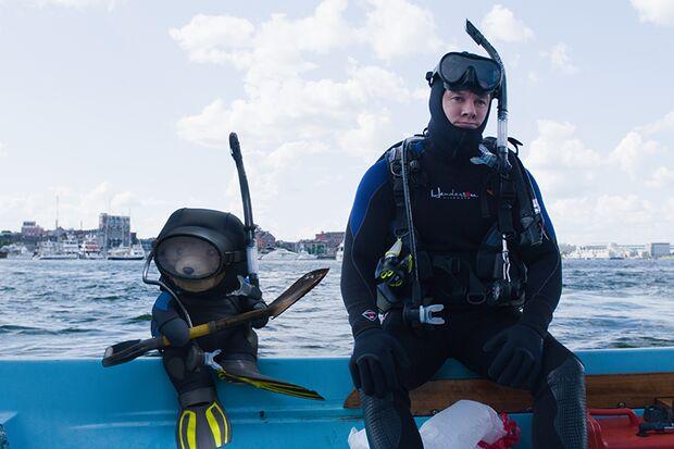 Der beste Bär des Mannes: John (Mark Wahlberg) und Ted sind beste Kumpels