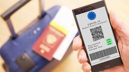 Der digitale Impfpass weist EU-weit deine Immunit?t gegen Covid-19 nach und erleicht so das Reisen