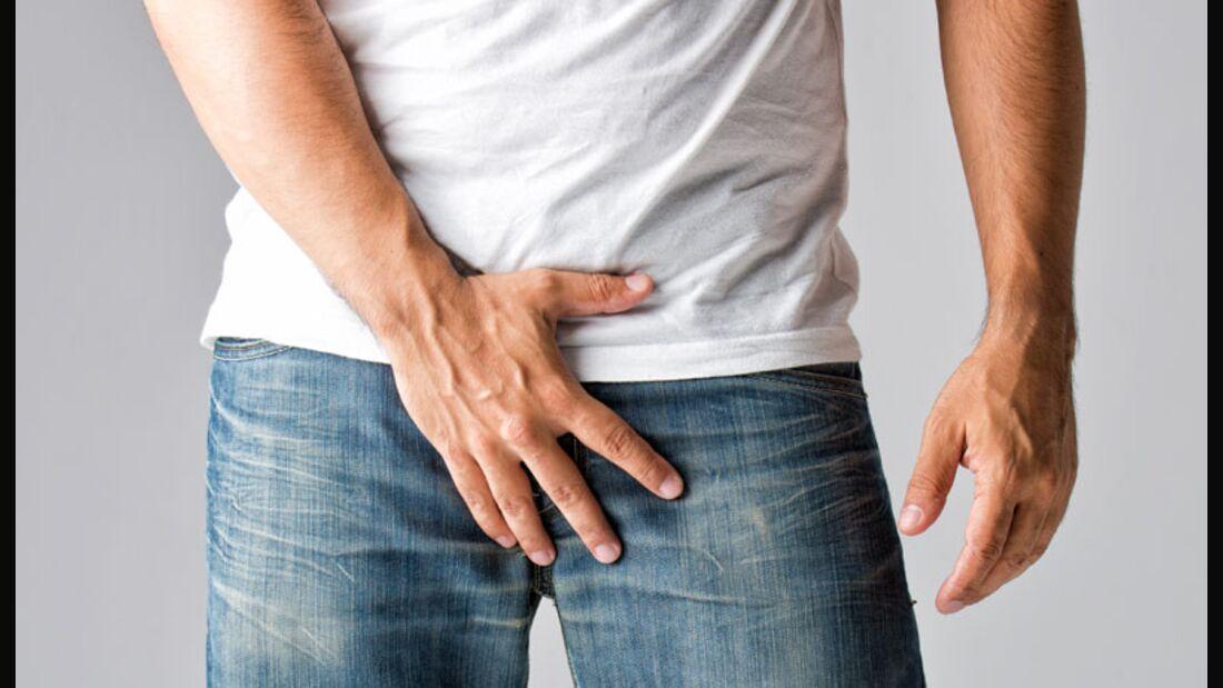 Der durchschnittliche Penis ist im schlaffen Zustand 9,1 cm lang