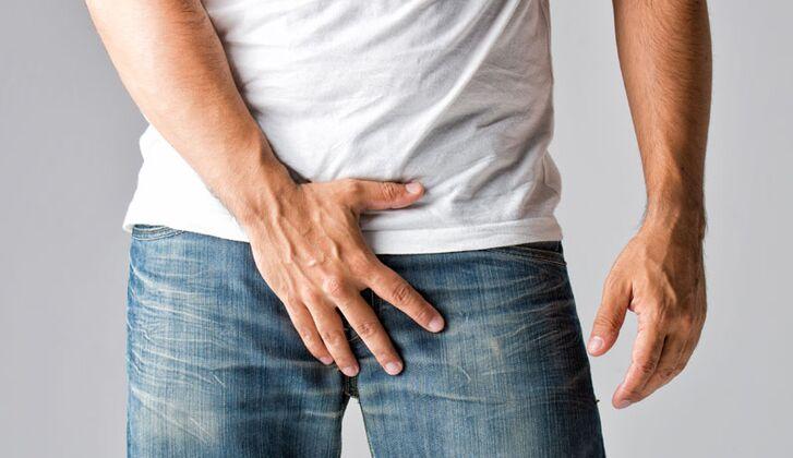 Penis kleiner geworden