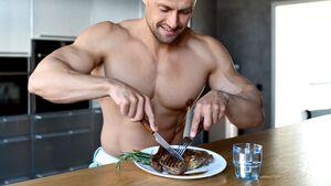 Der perfekte Ernährungsplan für den Muskelaufbau