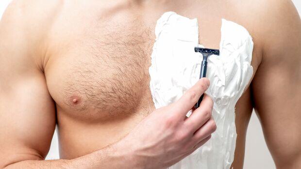 Der schnelle Weg der Haarentfernung: Die Rasur
