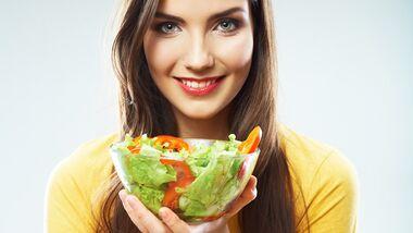 Diät: So machen es die Frauen