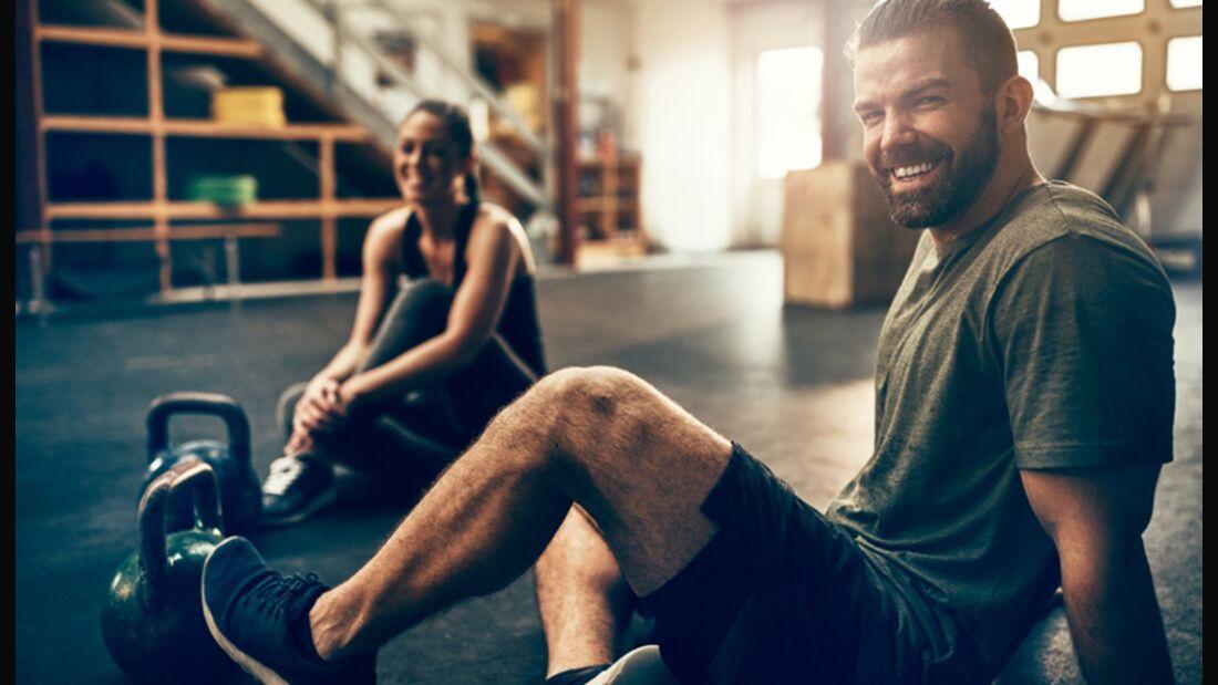 Die 10 effektiven Motivations-Tipps fürs Training