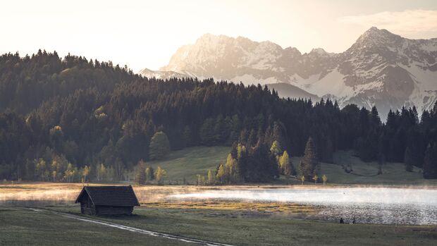 Die 10 schönsten Seen für euren Urlaub