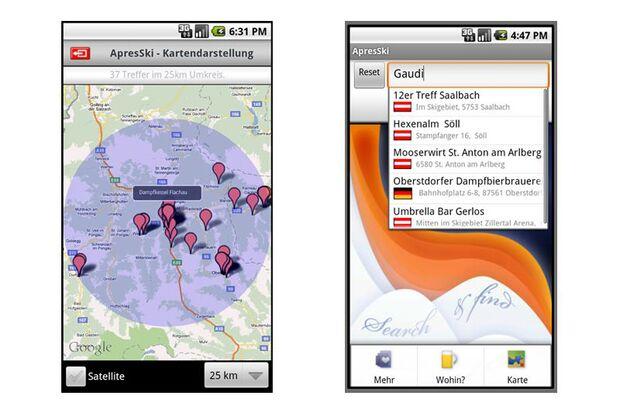 Die 13 Top-Winter-Apps