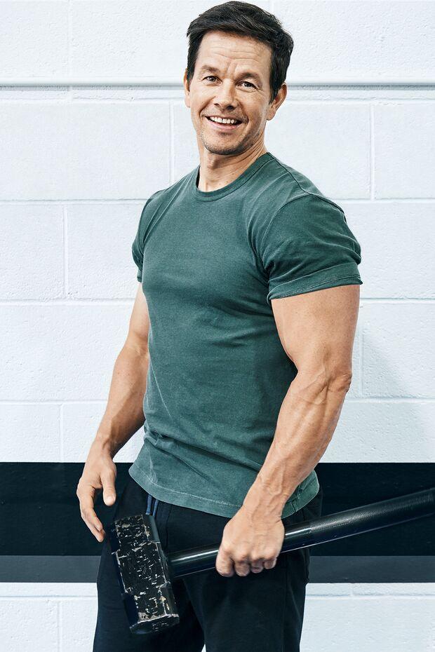 Die 5 Fitness-Geheimnisse von Hollywood-Star Mark Wahlberg