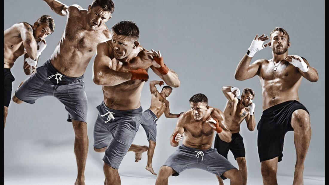 Die 6 besten Trainings-Tipps von MMA-Profis