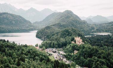 Die 6 genialsten Reiserouten in Deutschland