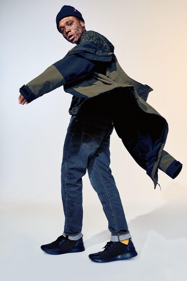 Die All Seasons-Jeans gibt es auch im angesagten Tapered Fit
