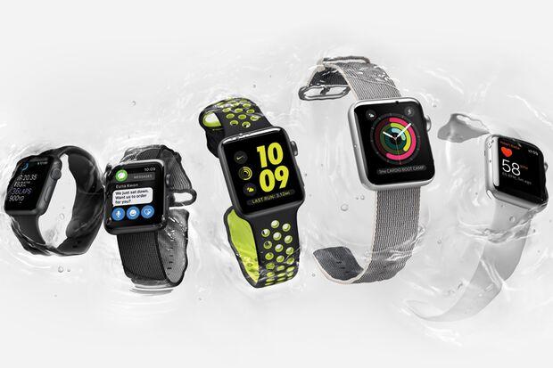 """Die """"Apple Watch Series 2"""" ist seit September 2016 erhältlich"""