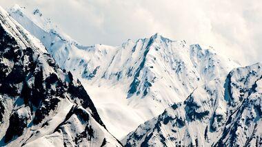 Die Bergwelt von Andermatt