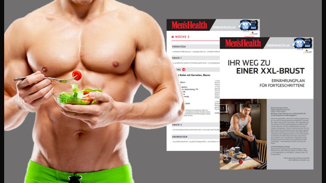 Die Ernährungspläne sind als pdf erhältlich