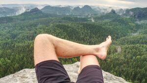 Die Farbe der Fußnägel verrät bestimmt Erkrankungen