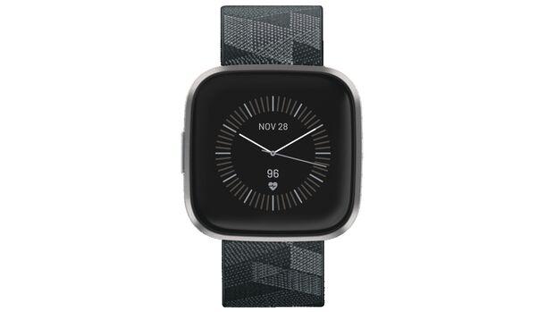Die Fitbit Versa 2 ist die neuste Smartwatch-Generation von Fitbit