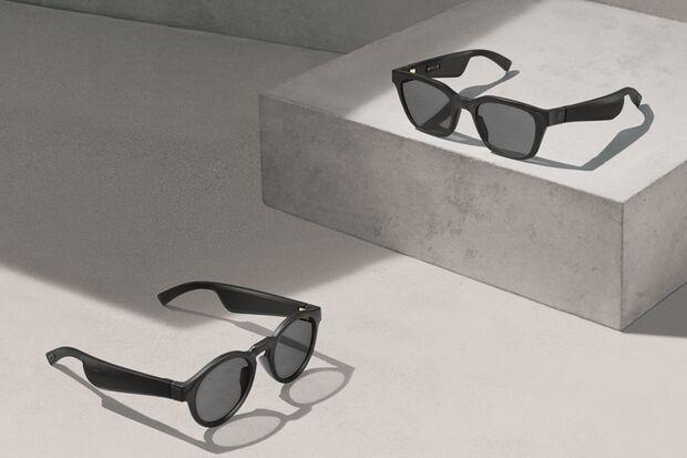 """Die """"Frames"""" von Bose"""