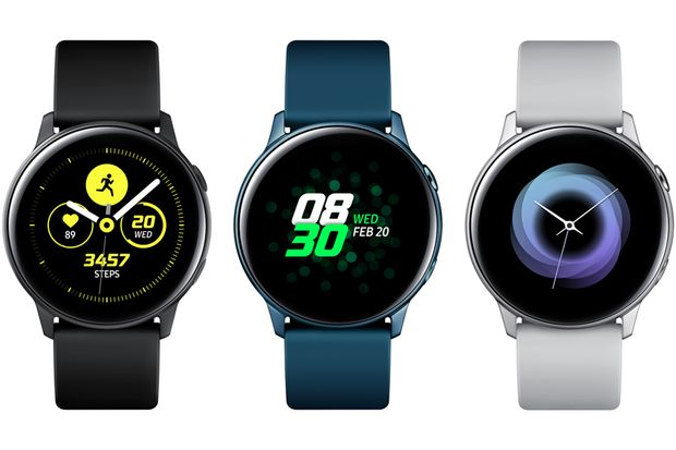 "Die ""Galaxy Watch Active"" von Samsung"