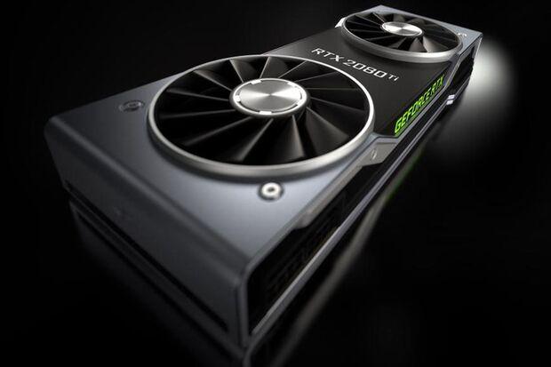 """Die """"GeForce RTX 2080 Ti"""" von NVIDIA"""