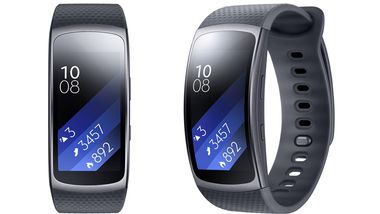 """Die """"Gear Fit 2"""" von Samsung"""