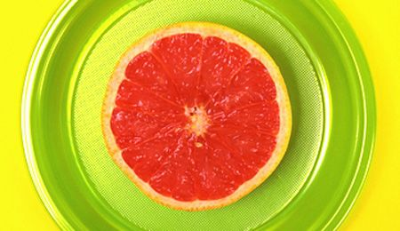 Die Grapefruit ist wohl die herbste Zitrusfrucht