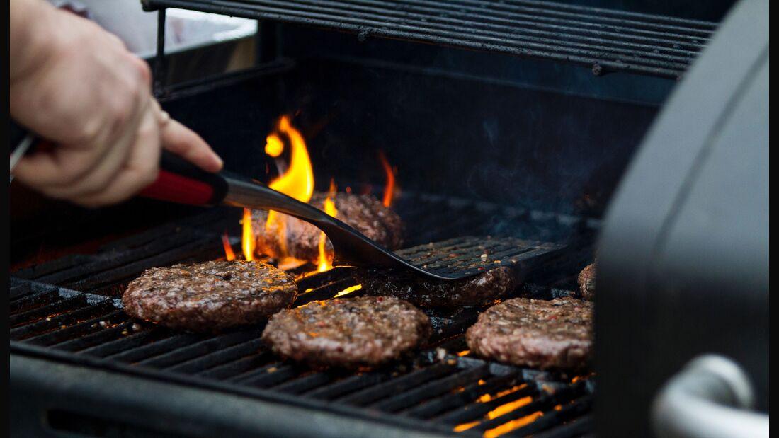 Die Grill- und Kerntemperatur sind wichtige Faktoren beim Grillen