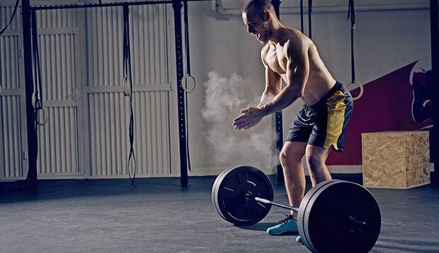 So berechnen Sie das richtige Hantel-Gewicht  - MEN'S HEALTH