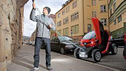 Die Handhabung eines Elektroautos birgt viele Herausforderungen