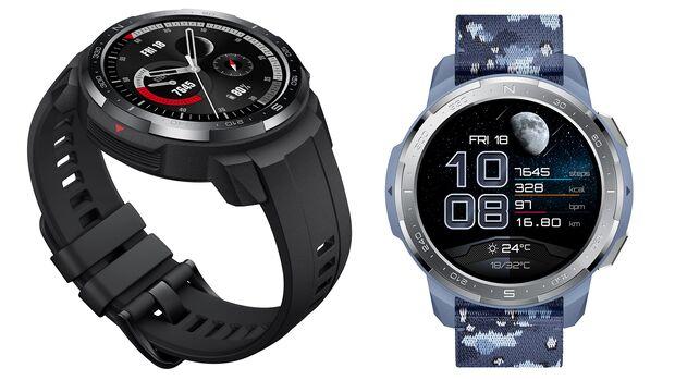 Die Honor Watch GS Pro beweist vor allem Ausdauer