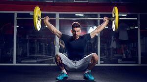 Die Langhantel ist das wohl effektivste Trainingstool der Welt